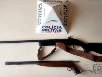 armas-apreendidas-em-desterro-do-melo-mg