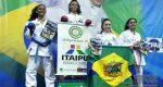 ATLETA DE LAFAIETE CONQUISTA VAGA NA FINAL DO CAMPEONATO BRASILEIRO DE KARATÊ