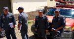 BOMBEIROS REALIZAM VISTORIAS EM ÁREAS DE RISCOS NO BAIRRO DINIZ II EM BARBACENA