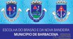 PARTICIPE DA VOTAÇÃO PARA A ESCOLHA DO BRASÃO E BANDEIRA DE BARBACENA