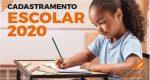 CADASTRAMENTO ESCOLAR DA EDUCAÇÃO INFANTIL COMEÇA DIA 16 DE SETEMBRO