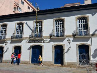 Palácio da Revolução Liberal, Sede da Câmara Municipal de Barbacena