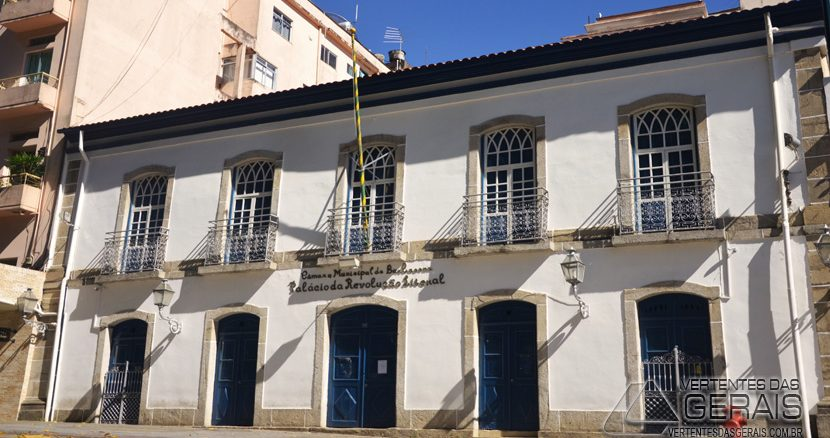 Câmara Municipal de Barbacena-Palácio da Revolução Liberal