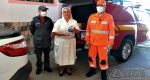 BARBACENA LIDERA CAMPANHA DE ARRECADAÇÃO DE LEITE E COMUNIDADE RECEBE DONATIVOS