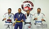 Equipe de Jiu-Jitsu de Barbacena se destacam em competições em Leopoldina