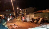 Chuvas em Lavras (Foto: Jéfferson Henrique de Oliveira)