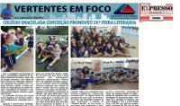 Coluna Vertentes em Foco no Jornal Expresso de Barbacena.