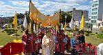 CATÓLICOS DE BARBACENA REALIZAM PROCISSÕES PARA CELEBRAR CORPUS CHRISTI
