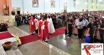 ARCEBISPO DE MARIA PRESIDE CERIMÔNIA DE CRISMA NA PARÓQUIA DE SÃO SEBASTIÃO