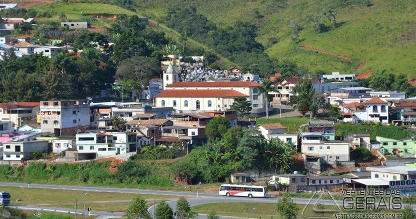 Distrito de Correia de Almeida em Barbacena.