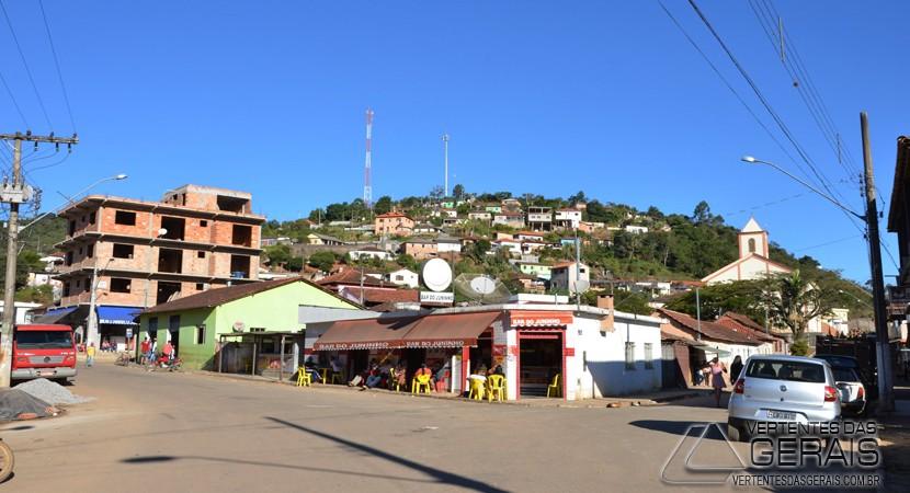 Região Central do distrito de Senhora das Dores.