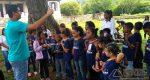 CERCA DE 700 ALUNOS DE CONGONHAS VISITAM A FAZENDA BOA ESPERANÇA EM BELO VALE
