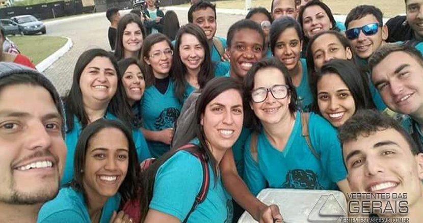 Jovens do EJC Paróquia  São Sebastião.