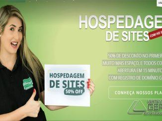Mariane Ferreira, responsável pelo departamento Financeiro da BQHost.