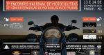 ENCONTRO DE MOTOCICLISTAS PROMETE AGITAR O FINAL DE SEMANA EM PRADOS