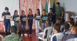 ESTUDANTES DE CONGONHAS CONCLUEM FORMAÇÃO EM EDUCAÇÃO AMBIENTAL