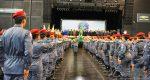 CORPO DE BOMBEIROS MILITAR DE MINAS GERAIS FORMA 487 NOVOS SOLDADOS