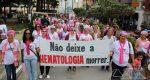 OUTUBRO ROSA: SOCIEDADE BARBACENENSE PARTICIPA DA CAMINHADA PELA VIDA