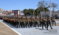 DIA DA INTENDÊNCIA É COMEMORADO DURANTE SOLENIDADE MILITAR NA EPCAR