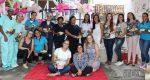 FUNCIONÁRIAS DA SANTA CASA SÃO RECEBIDAS COM HOMENAGEM PELO DIA DA MULHER