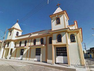 Igreja de Nossa Senhora Aparecida em Barbacena.