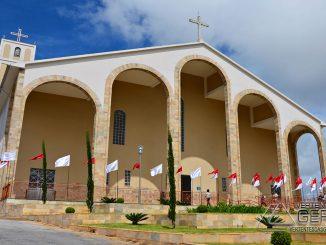 Igreja Matriz de São Sebastião em Barbacena.