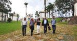 VISITA DE AUTORIDADES DE MATOSINHOS A CONGONHAS REFORÇA RETOMADA DE INTERCÂMBIO