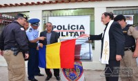 Setor de policiamento reinaugurado em Barbacena