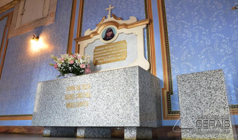 Missa celebra 34 anos da morte de Isabel Cristina Mrad | Vertentes das  Gerais