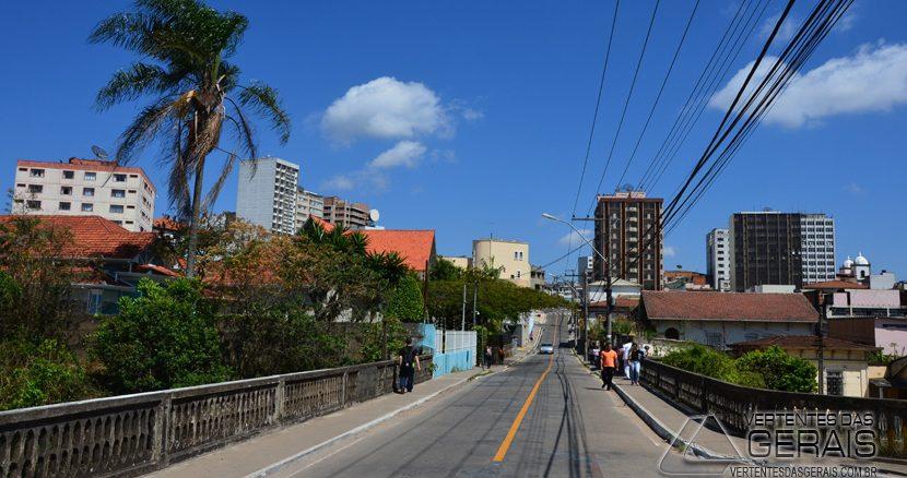 Parcial de Barbacena, destaque, Ponte Seca.