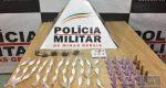 OPERAÇÃO POLICIAL APREENDE DROGAS E DINHEIRO EM LAFAIETE E OURO BRANCO