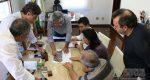 CONSTRUÇÃO DE VIADUTO SOBRE LINHA FÉRREA É TEMA DE REUNIÃO EM CONGONHAS