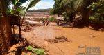 BARRAGEM SE ROMPE EM BRUMADINHO, NA REGIÃO METROPOLITANA DE BH