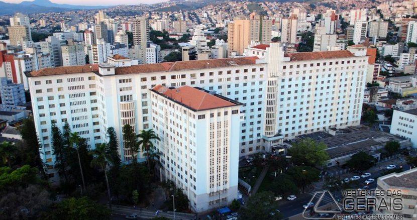 Santa Casa de Belo Horizonte.