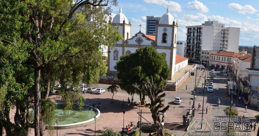 Santuário de Nossa Senhora da Piedade em Barbacena