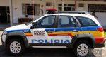 DROGAS SÃO APREENDIDAS COM GRUPO ACUSADO DE TUMULTO NO CENTRO DE BARBACENA