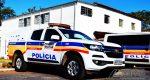 HOMEM É ENCAMINHADO AO POSTO POLICIAL POR DESACATO, EM PINHEIRO GROSSO