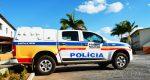 MENOR AGRIDE POLICIAIS MILITARES DURANTE ABORDAGEM, EM ANTÔNIO CARLOS