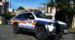 POLÍCIA MILITAR APREENDE ARMA DE FOGO NO BAIRRO GLÓRIA, EM SANTOS DUMONT